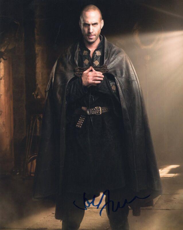 Joseph Fiennes Camelot American Horror Story Signed 8x10 Photo w/COA