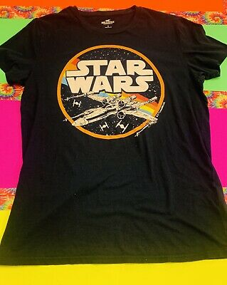 Mens Hollister California Star Wars Lucasfilms Ltd. T Shirt Sz Small