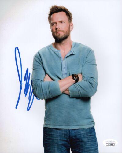 JOEL MCHALE Signed COMMUNITY 8x10 Photo In Person Autograph JSA COA Cert