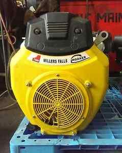 Engine 25HP Horizontal Shaft Millers Falls Worker Sunshine North Brimbank Area Preview