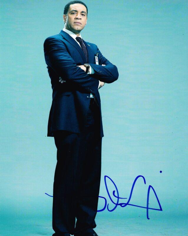 HARRY LENNIX SIGNED 8X10 PHOTO AUTHENTIC AUTOGRAPH NBC THE BLACKLIST COA
