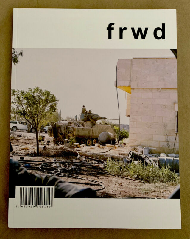 Forward Observations Group FOG THE FORWARD COFFEE TABLE BOOK VOL 1 Limited New