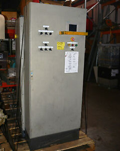 Rittal-electrical-control-enclosure-switchboard-Siemens-PLC-not-included