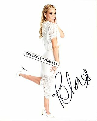 Peta Murgatroyd  Dancing With The Stars  Hand Signed 8X10 Color Photo 8  Proof