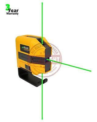 Pls 3g Green Beam Self-leveling Laser Level Dot Plumb Layoutframing Hilti