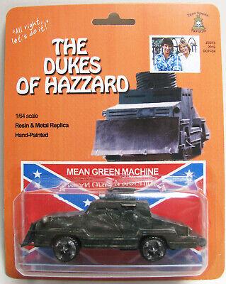 Boss Dukes Of Hazzard (Dukes of Hazzard Boss Hogg's Mean Green Machine Custom Hot Wheels Coy)