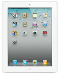 Apple iPad 2 64GB, Wi-Fi + 3G (AT&T), 9.7in - White (Latest Model)