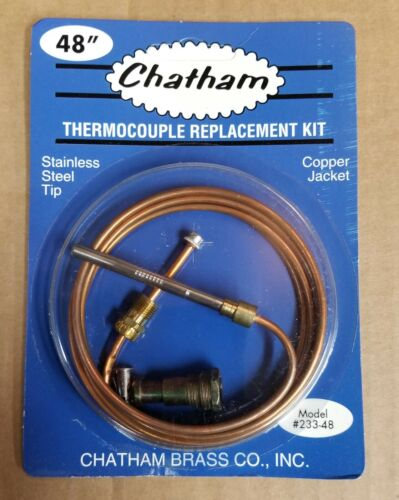 "Chatham Thermocouple 48"" Inch - 233-48"