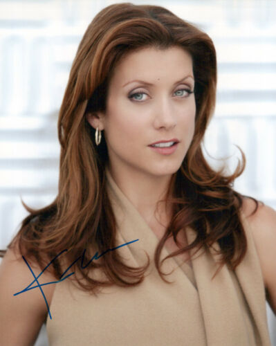 Kate Walsh glamour shot autographed photo signed 8x10 #13