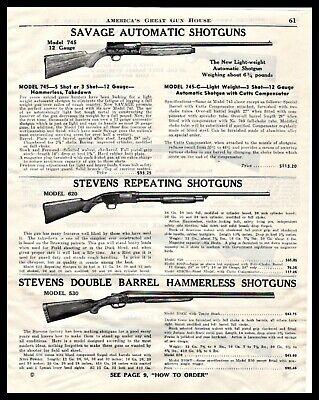 Advertisements - Double Barrel Shotgun Ad - 2