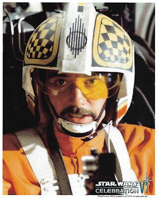 10x8 Official Pix Photo Star Wars - Star Wars A New Hope - Biggs Darklighter