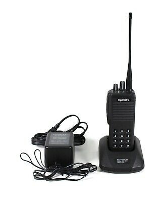 Ma-com Macom Harris Opensky P801t 2 Way Radio 800mhz With Charger And Battery