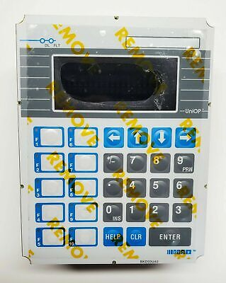 Nos Uniop Cp04f-04-0045 Graphic Interface Panel Exor Cp04f040045