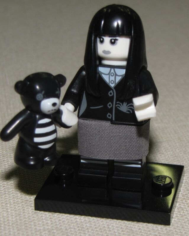 LEGO NEW SERIES 12 MINIFIGURES 71007 YOU PICK MINIFIGS UNUSED ONLINE GAME CODE  Spooky Girl Goth