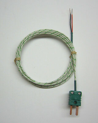 Hook Up Cable Extension Wire For High Temperature S-type Thermocouple Sensor Sw1