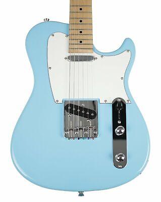Eastcoast GT100 Electric Guitar, Lake Placid Blue
