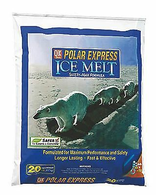 (Milazzo Industries 81020 Polar Express Ice Melter, 20-Pound 374926)