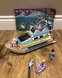LEGO FRIENDS set 41015 Dolphin Cruiser $50