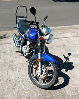 2008 Yamaha Scorpio Z 225cc