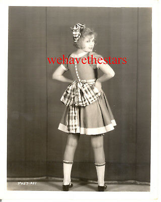 Vintage Esther Ralston IN CUTE BABY COSTUME 20s Publicity Portrait](Esther Costume)