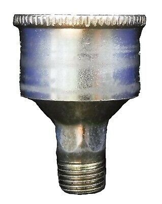 2 Grease Cup Oil Hit Miss Gas Steam Tractor Fuel Engines Motor 12 Inch Npt