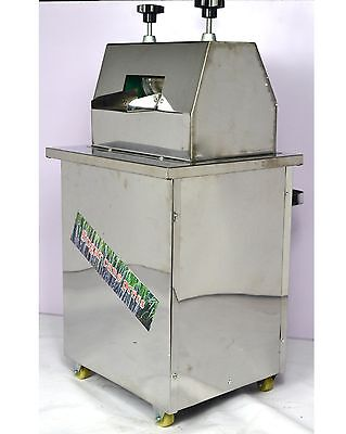 110V Electric Sugar Cane Press Juicer Stainless Steel for sale  Rancho Cucamonga