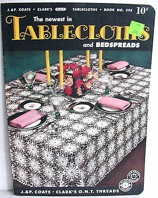 Винтажные The Newest in Tablecloths and
