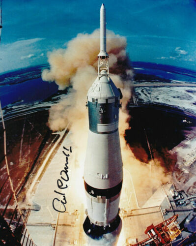 Paul Donnelly Autographed Signed 8x10 Photo ( Apollo 11 ) REPRINT
