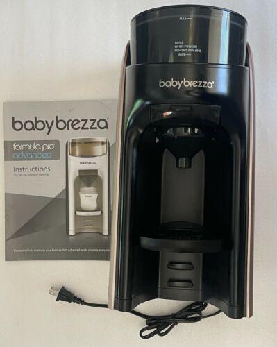 Baby Brezza FRP0047 Formula Pro Advanced Automatic Dispenser Machine Rose Gold