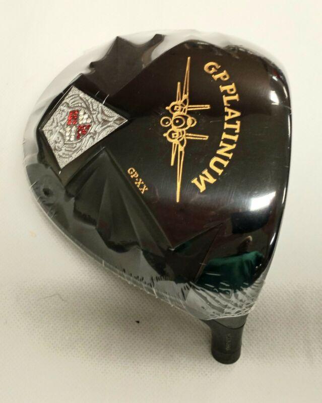 New GP Platinum GP-XX Driver GP Platinum Golf Driver Golf Clubs Loft = 10.5