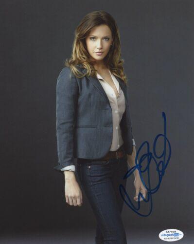 Katie Cassidy Arrow Autographed Signed 8x10 Photo ACOA