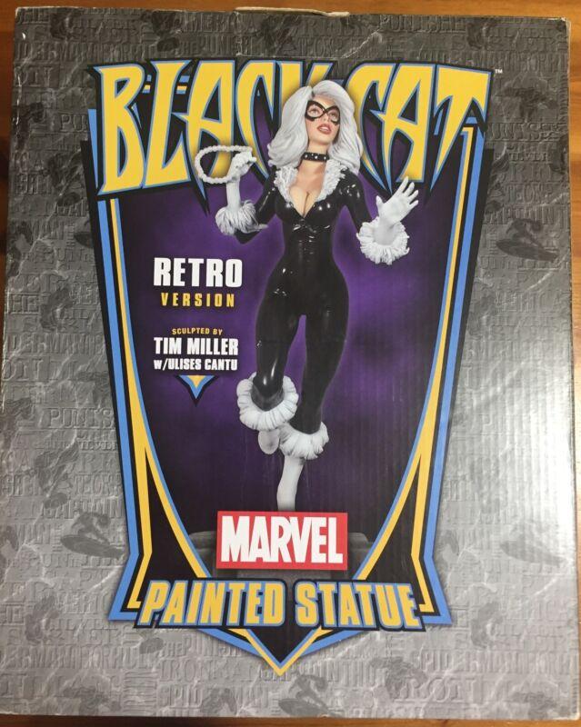 BLACK CAT Retro Version by Bowen Designs, ARTIST PROOF