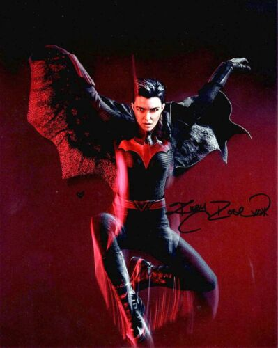 Ruby Rose Batwoman Autographed Signed 8x10 Photo COA 2020-2