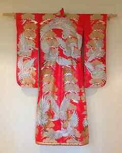 Kimono and Japanese Hakata Doll Statue Bundle Mordialloc Kingston Area Preview