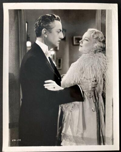"1936 WILLIAM POWELL ""THE GREAT ZIEGFELD"" MOVIE STILL PHOTO - VIRGINIA BRUCE"