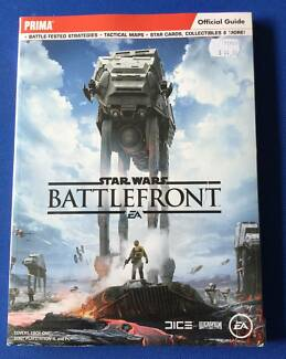 Star Wars: Battlefront: Prima Official Guide Book: PS4 Xbox One Mernda Whittlesea Area Preview