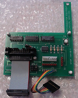 Semiconductor Equipment Technical Sets-rmsw-m-001 Remote Svg Thermco 410145-001