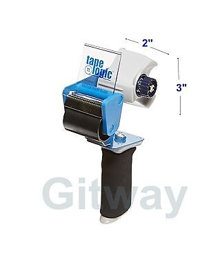 Packing Packaging Adhesive Tape Gun Dispenser Holder 2 Wide Width X 3 Inch Core