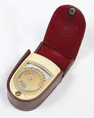 Измерители света Werralux Lightmeter Exposure Meter