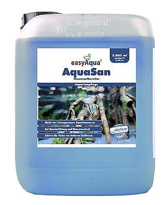 (2,79€/l) AquaSan Wasseraufbereiter von easyAqua mit Aloe Vera für Aquarium