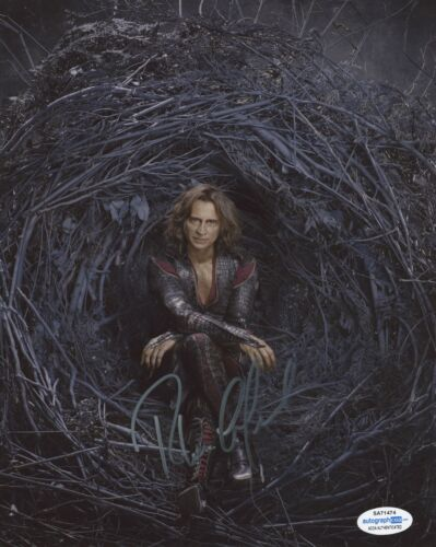 Robert Carlyle Once Upon A Time Autographed Signed 8x10 Photo ACOA