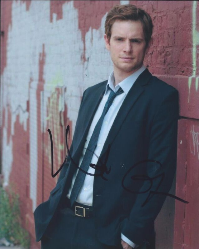 Nick Gehlfuss Signed Autographed 8x10 Photo Chicago Med Pd Shameless B