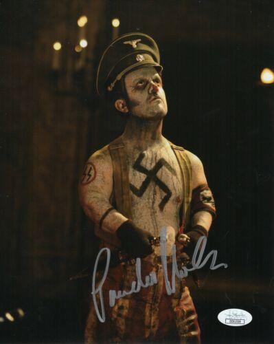 """Pancho Moler Autograph Signed 8x10 Photo - 31 """"Sick Head"""" (JSA COA)"""