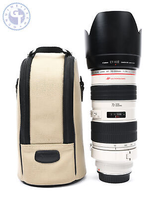 Canon EF 70-200mm f/2.8L USM Lens - UK MODEL tweedehands  verschepen naar Netherlands