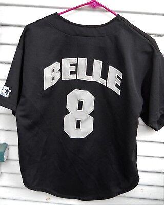CHICAGO WHITE SOX ALBERT BELLE # 8 BASEBALL JERSEY MEN SZ MED BY STARTER ()