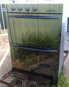 Kleenmaid Scalia oven and cooktop Belmont North Lake Macquarie Area Preview