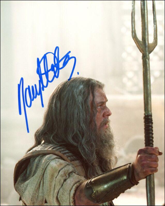 "Danny Huston ""Clash of the Titans"" AUTOGRAPH Signed 'Poseidon' 8x10 Photo ACOA"