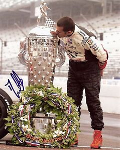 DARIO-FRANCHITTI-SIGNED-AUTOGRAPHED-8X10-PHOTO-INDY-500-TARGET-COA-U