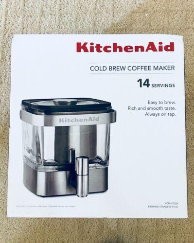 KitchenAid Cold-Brew Coffee Maker - KCM4212SX - BRAND NEW!!!
