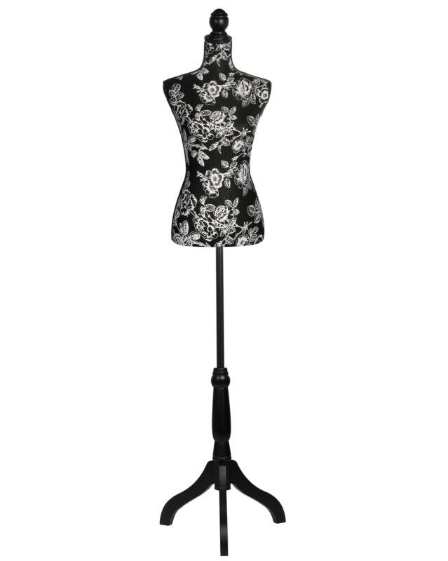 Female Mannequin Torso Body Manikin Dress Form Clothing Dress Jewelry Display